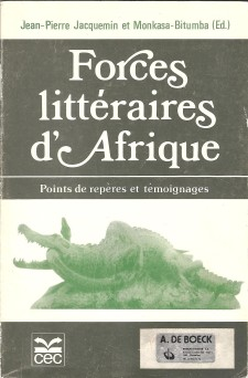 PUBL Forces littéraires