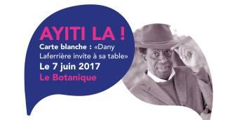 Dany Laferrière invite